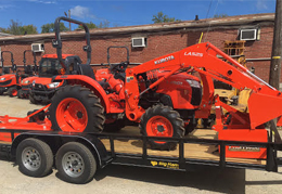 L2501 Tractor Package - Coleman Tractor Company
