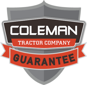 Coleman Tractor Company Customer Guarantee
