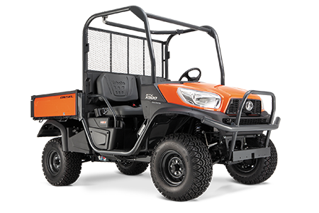 RTV-X900 Worksite Orange