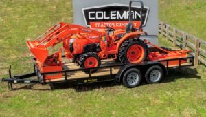 L3901 Tractor Package - Coleman Tractor Company