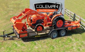 L4701 Tractor Package - Coleman Tractor Company